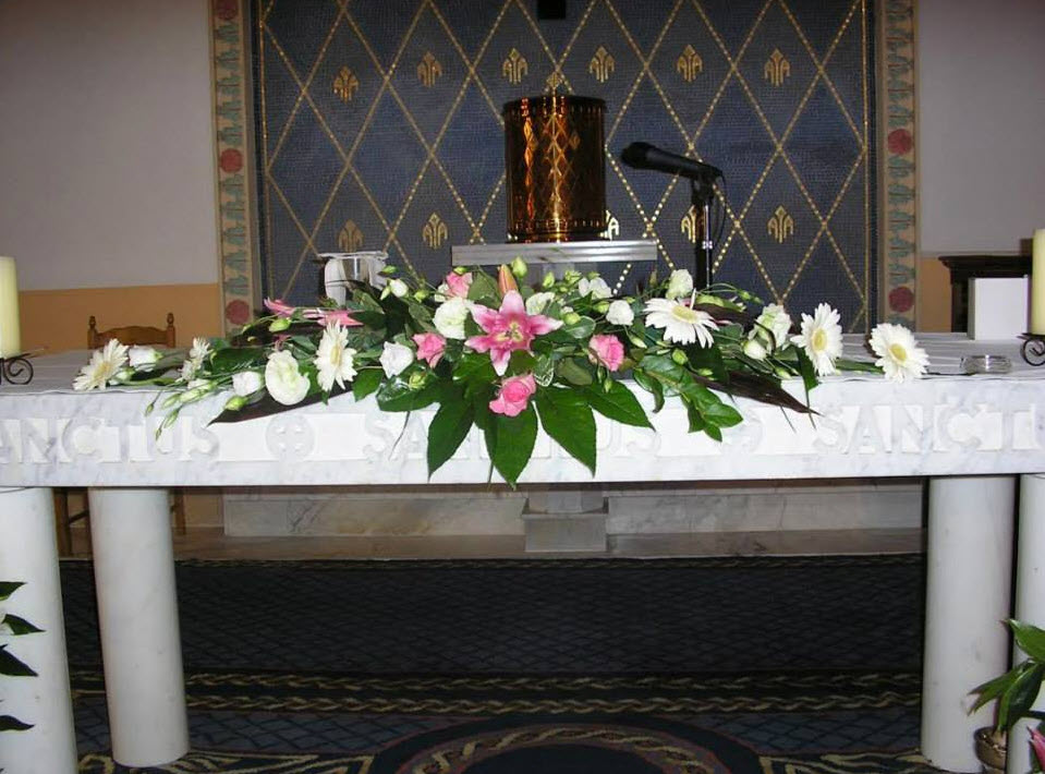 Wedding Church Flowers - Flowers Ideas For Review