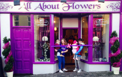 all about flowers killorglin
