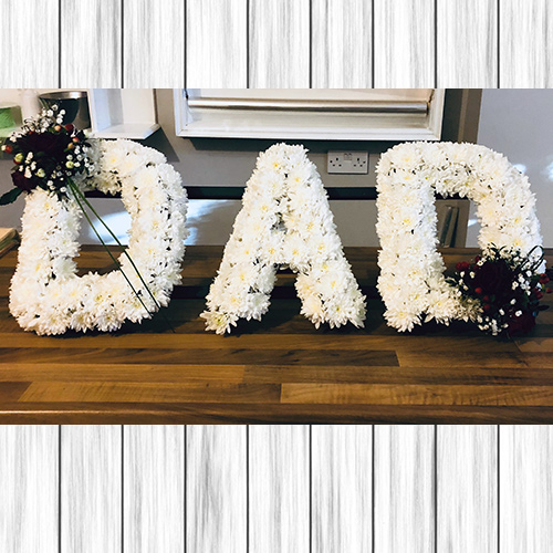 Dad Wreath