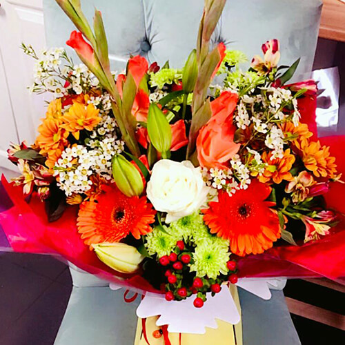 Autumnal Flowers Mix