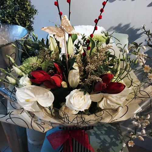 Christmas Deluxe Bouquet