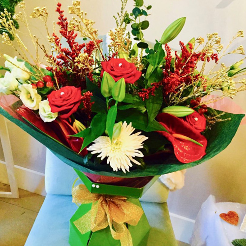 Christmas Luxury Bouquet